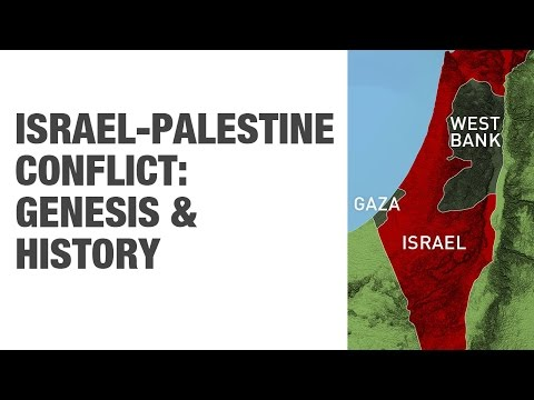 IR Current Affairs: Israel-Palestine Conflict {UPSC CSE/IAS, State PSCs}