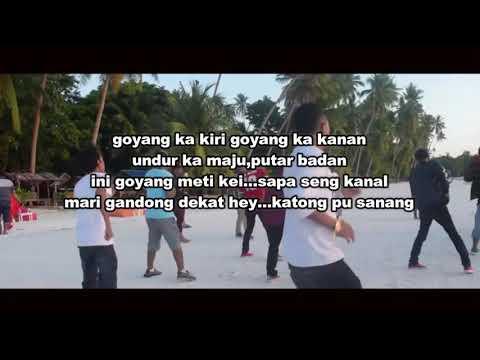 Goyang Meti Kei - Karaoke Version - Joe Maers - Emang Retraubun - YoungkiZb