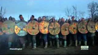The Last Kingdom Battle Scene Saxons vs. Norsemen