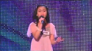 Britains Got Talent Arisxandra Libantino , One Night Only