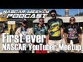 WATCH: NASCAR YouTubers Meet For The First Time at Bristol Motor Speedway