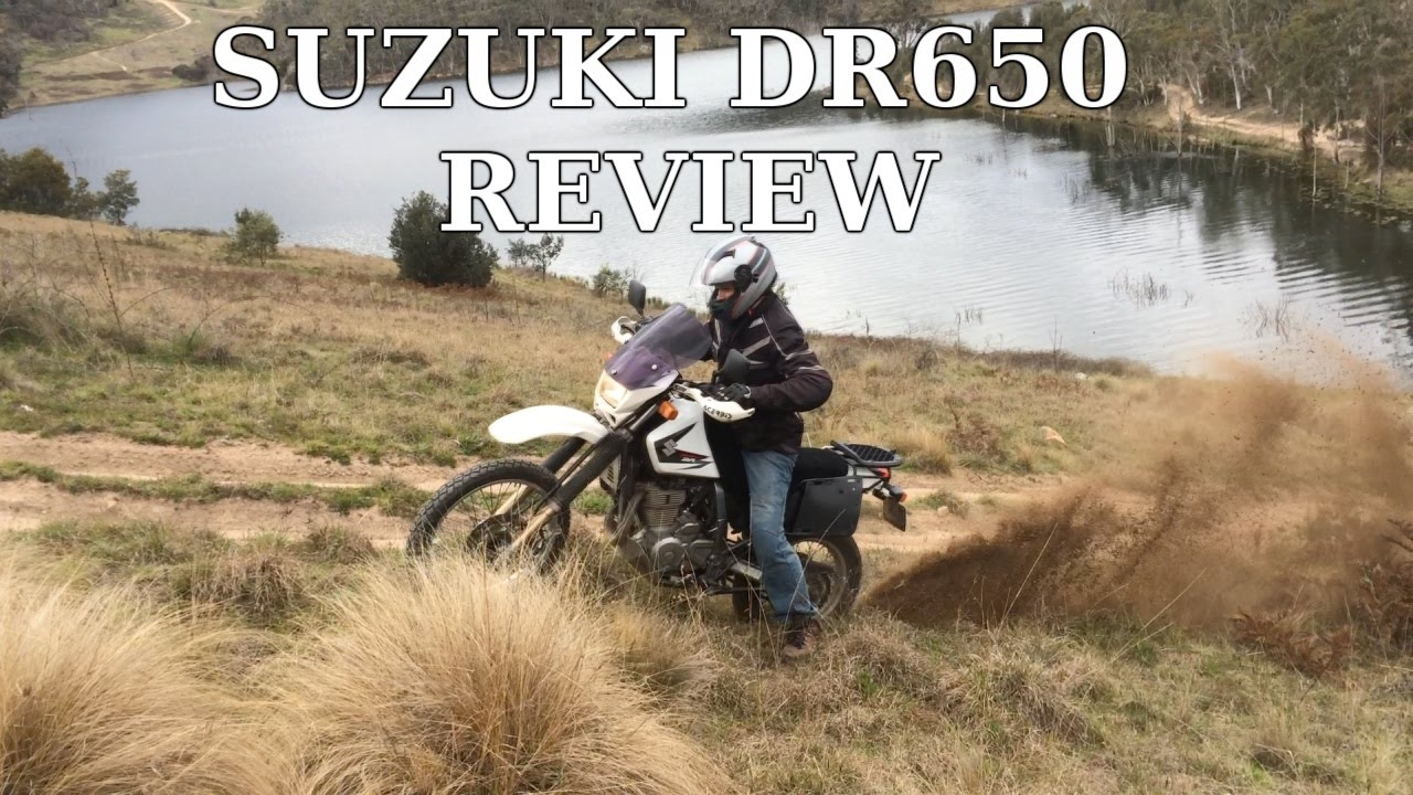 MCHP Ep2 Suzuki DR650 Review The Great Aussie All Rounder
