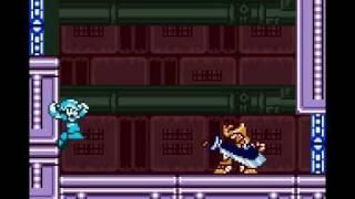 TAS Mega Man Xtreme GBC in 27:33 by FractalFusion.