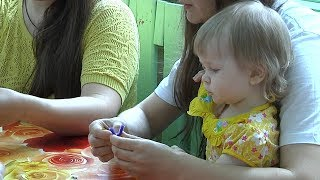 Группа для детей с инвалидностью в д/с №119