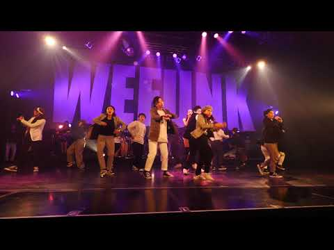 安室奈美恵 number choreographed by YU-Ri Don't wanna cry WEFUNK FNK 歌踊祭 SUPER LIVE DANCE SHOWCASE
