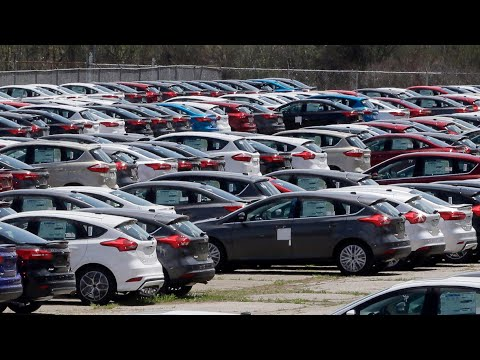 The COVID-19 pandemic is causing used car prices to skyrocketing across Canada