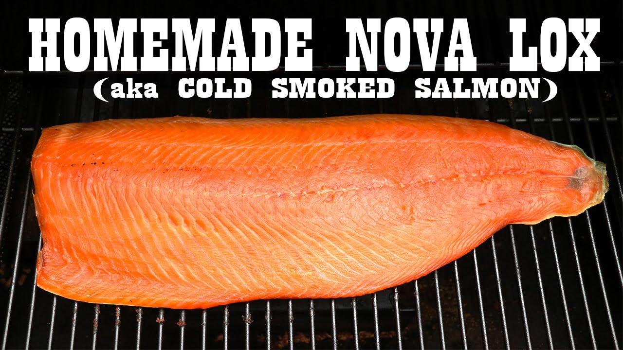 NOVA LOX (aka. Cold Smoked Salmon