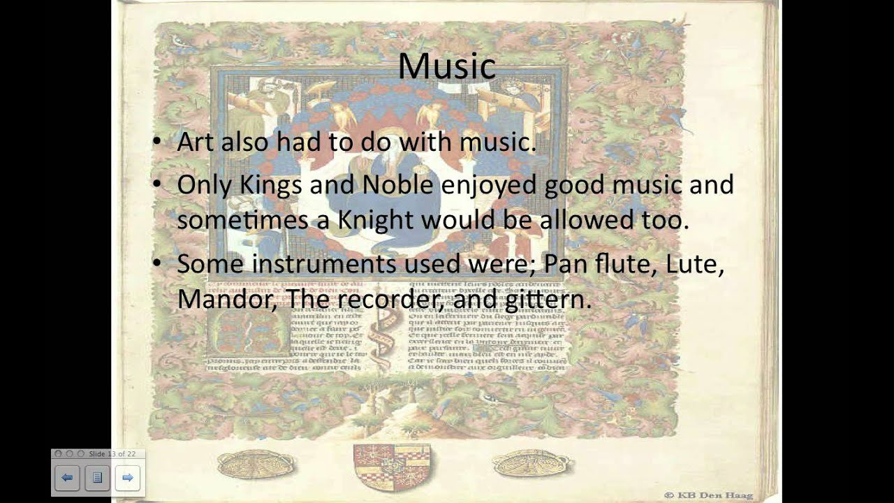 The Early Middle Ages - Short Fiction Summary