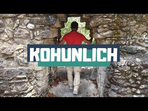 Zona Arqueológica Konjunlich y Rápidos de Bacalar