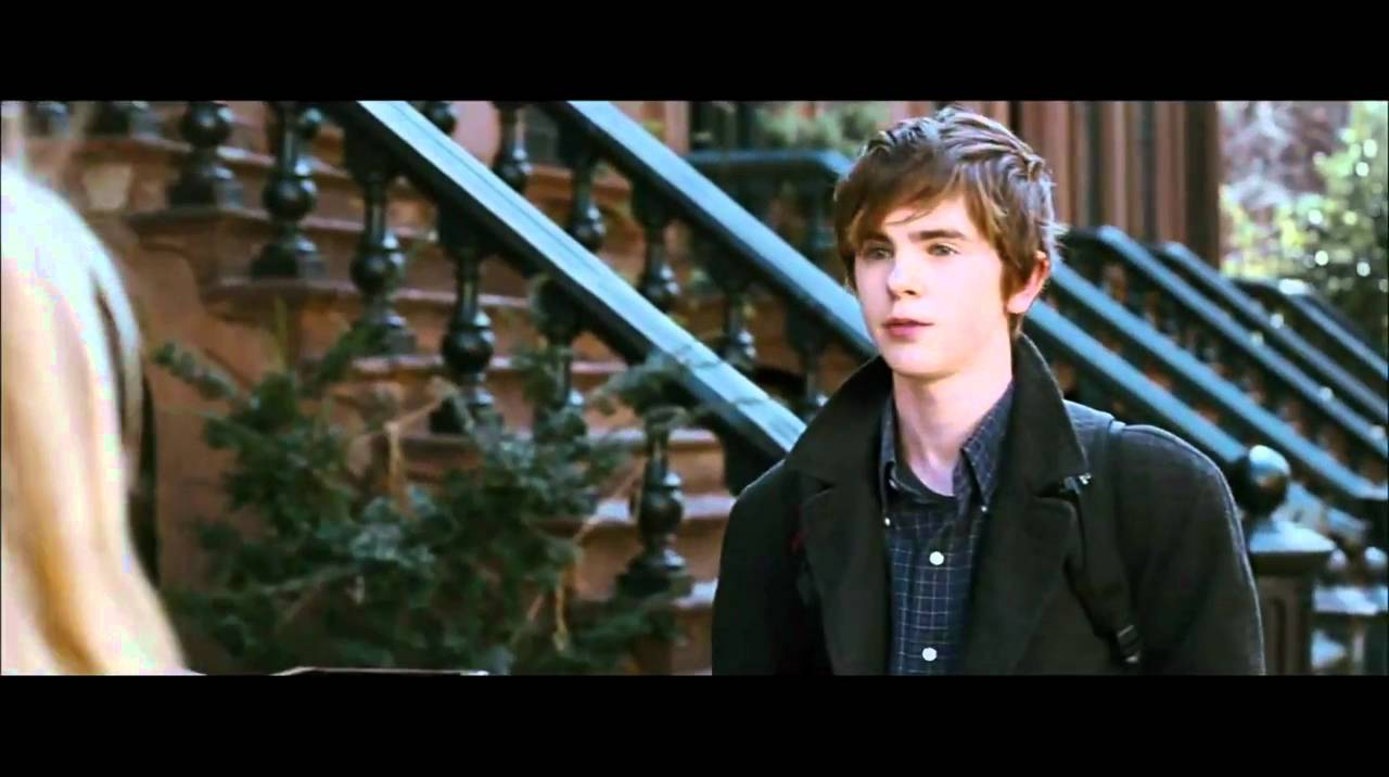 Freddie Highmore The Art Of Getting By The art of getting by ...