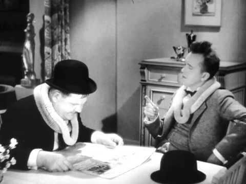 SONS OF THE DESERT 1933 Trailer