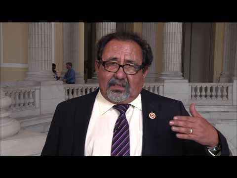 Rep. Raúl Grijalva: Secure Border Fences Is 'Naive'