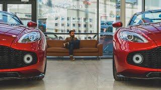 Aston's £30,000 Optional Extra! Zagatos & Coffee