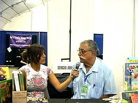Sergio Aragones Interview