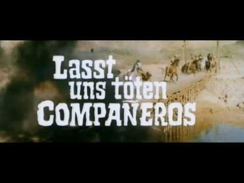 Lasst uns töten, Compañeros! (1970) - Deutscher Kinotrailer