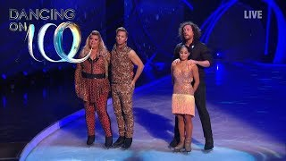 Who's Skating Home in Week 6?   Dancing On Ice 2019