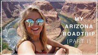 My Arizona Roadtrip {Part 1} - Sedona, Flagstaff, Page, Antelope Canyon FAIL + Horseshoe Bend