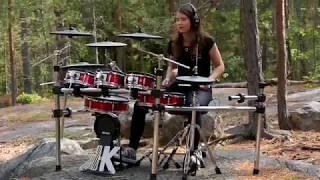 Darkside - Alan Walker - Drum Film Cover - By TheKays