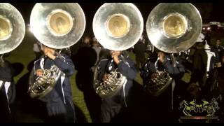 SAU vs NCCU TUBAS  @ WARREN COUNTY 2014  PT. 2  (OUTSIDE AFTER DARK EDITION)