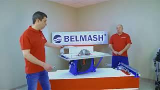 BELMASH SDMR-2500 | Огляд | Настройка | Можливості | Додаткове обладнання | БЕЛМАШ СДМР-2500