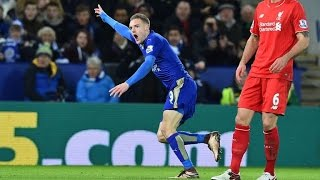 Liverpool vs Leicester City 4-1 September 2016 Vardy's goal should have been disallowed