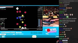The Most Amazing Thing Ever on Twitch (AGDQ 2016 Stepmania)