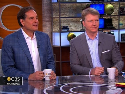 Thursday Night Football: Jim Nantz and Phil Simms on CBS primetime games