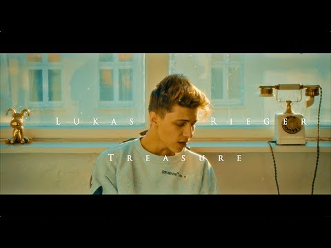 Lukas Rieger - Treasure ( Official Music Video )