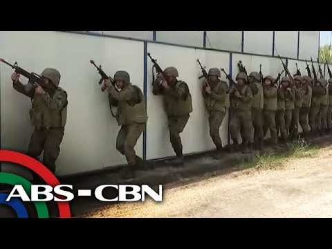 Mga tropa ng Army, Navy, Air Force lumahok sa joint exercise | TV Patrol