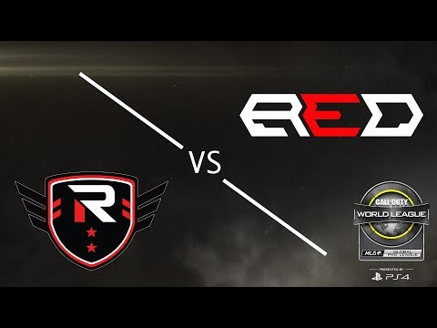 Rise Nation vs Red Reserve - CWL Global Pro League Stage 2 - Group Yellow - Day 1