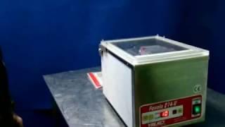 видео оборудования для вакуумной упаковки