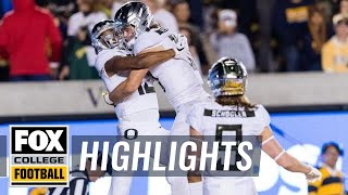 Oregon vs. California | FOX COLLEGE FOOTBALL HIGHLIGHTS