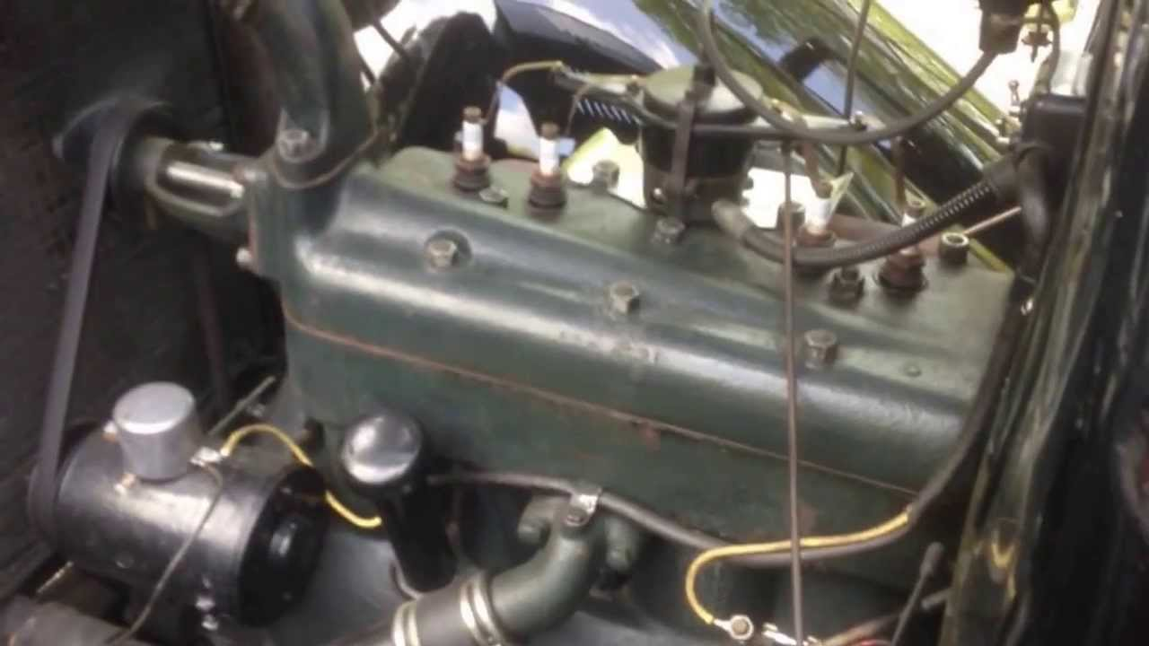 Rough Running Engine