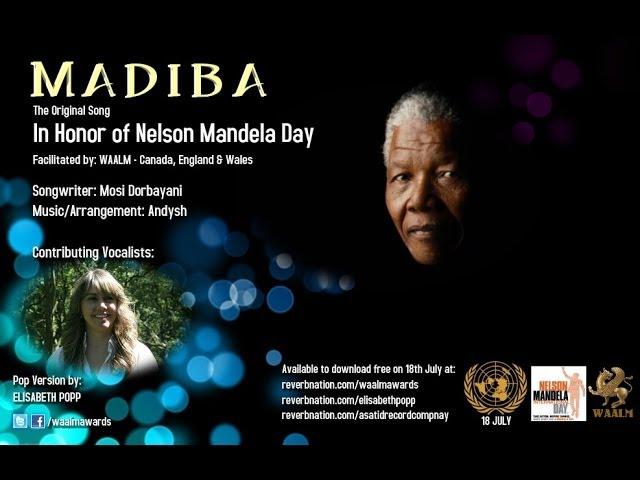 Madiba - feat. M. Dorbayani and Andysh