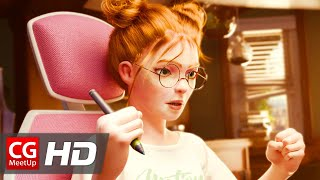 """CGI Animated Short Film: """"From Artists to Artists"""" by Motion Design School   CGMeetup"""