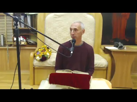 Шримад Бхагаватам 4.19.39-42 - Дамодара пандит прабху