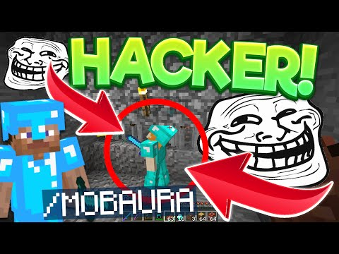 MINECRAFT HACKER JOINS MY CALL!! (TROLLING)