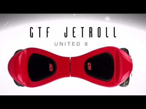 AirWheelCy GTF Jetroll UK - United 8 - Introduction