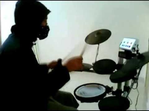 WINGS sekeping kertas bermaruah [ drum cover] Roland HD-1