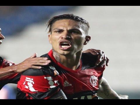 Flamengo 2 x 1 Cruzeiro - Narração: Luiz Penido, Rádio Globo RJ 25/09/2016