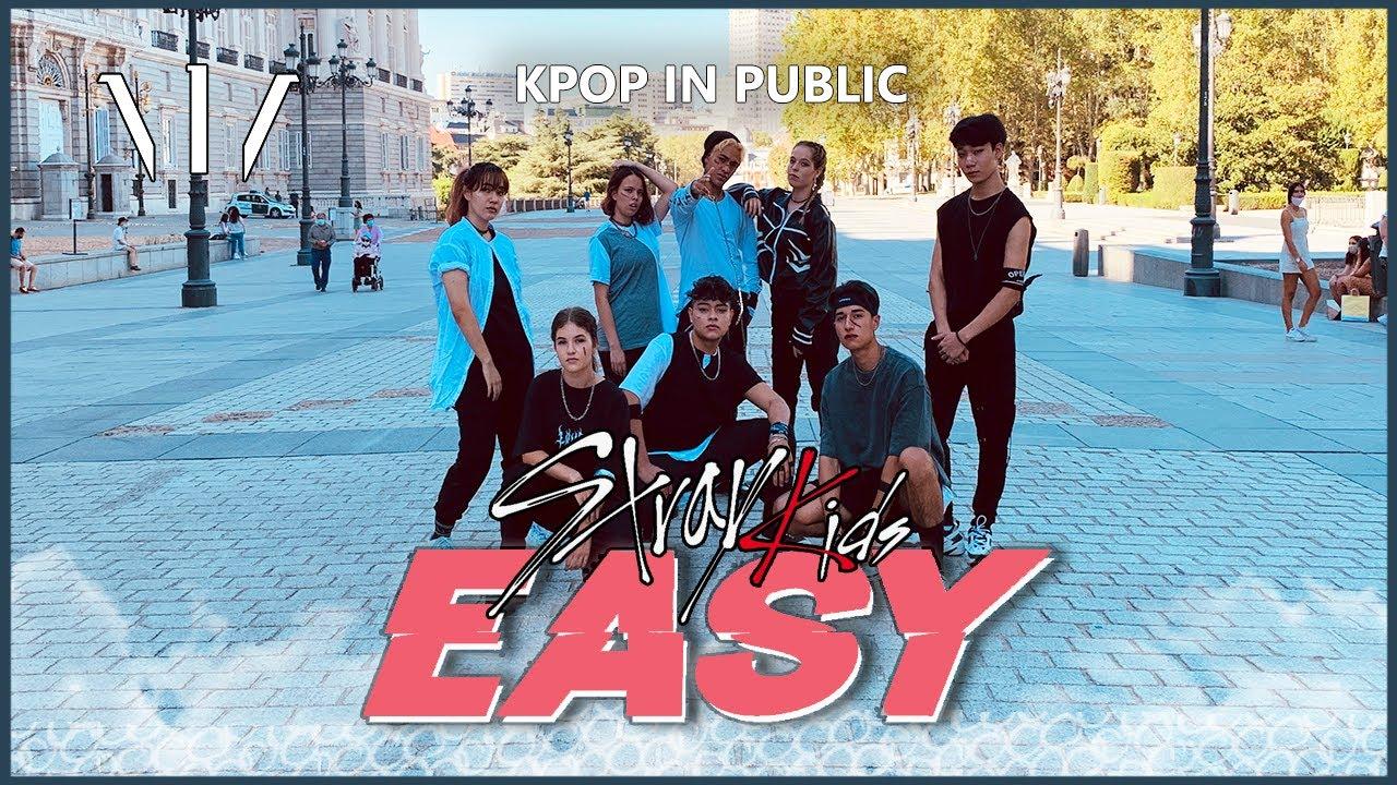 [K POP IN PUBLIC SPAIN] STRAY KIDS - 'Easy' (ONE SHOT) | NBF Dance Cover