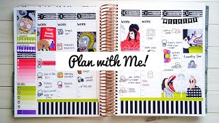 Beetle Juice !   Plan with Me!   Hourly Life Planner