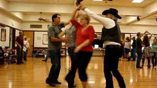 Four Play ( Couples West Coast Dance ) With Music