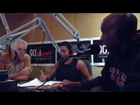 Egberto Willies guests on KPFT's Open Journal with Duane Bradley & Stephanie Coleman