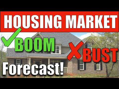 NEW DATA! Why The Housing Market Won't Crash Just Yet...