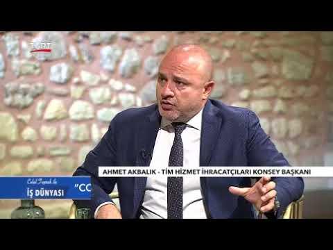 Ahmet Akbalık, Hizmet ihracatının cari açığı nasıl önleyeceğini anlatıyor.