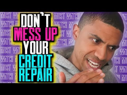 DON'T MESS UP YOUR CREDIT REPAIR || YOU FORGOT TO DISPUTE | REMOVE ITEMS ABOUT TO EXPIRE | 2ND ROUND
