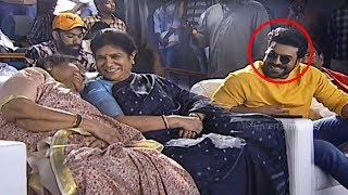 Download Video Ram Charan Making Fun With His Mother and Grand Mother @ Sye Raa Narasimha Reddy Teaser Launch MP3 3GP MP4