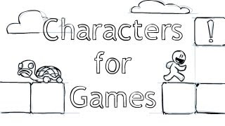 Animating Characters for Games