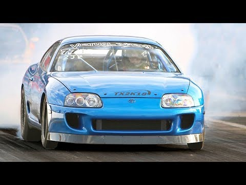 These Supra's NEVER get old - 1500hp MISSILES!